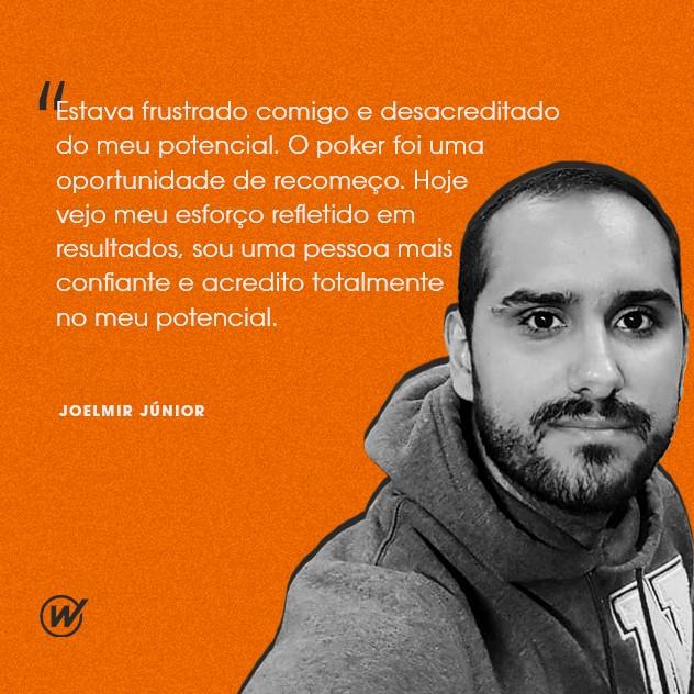 """Poker profissional: como o jogo mudou sua vida? Com """"Joelmir.jr"""""""