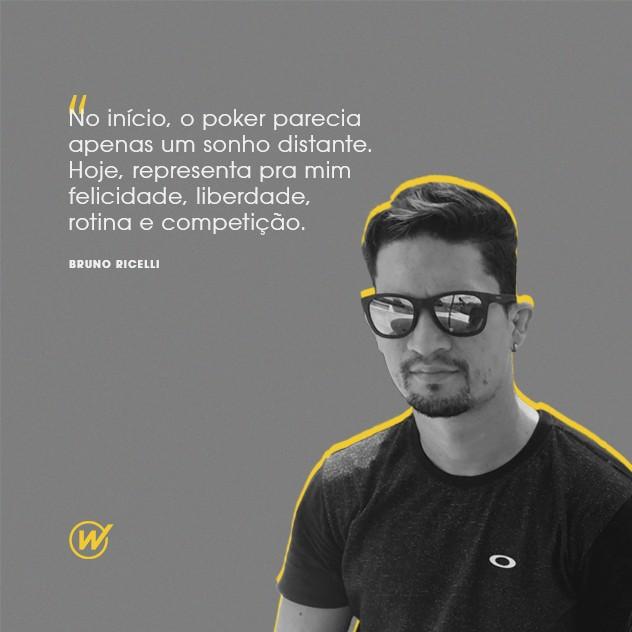 """Poker player profissional: como o jogo mudou sua vida? Com """"Brunoricelli"""""""